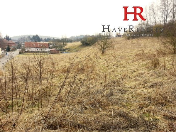 Prodej stavebního pozemku, 4896 m2, Mirošovice, okr....