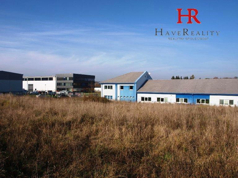 Prodej pozemku 6000 m2, pro komerční využití, v...