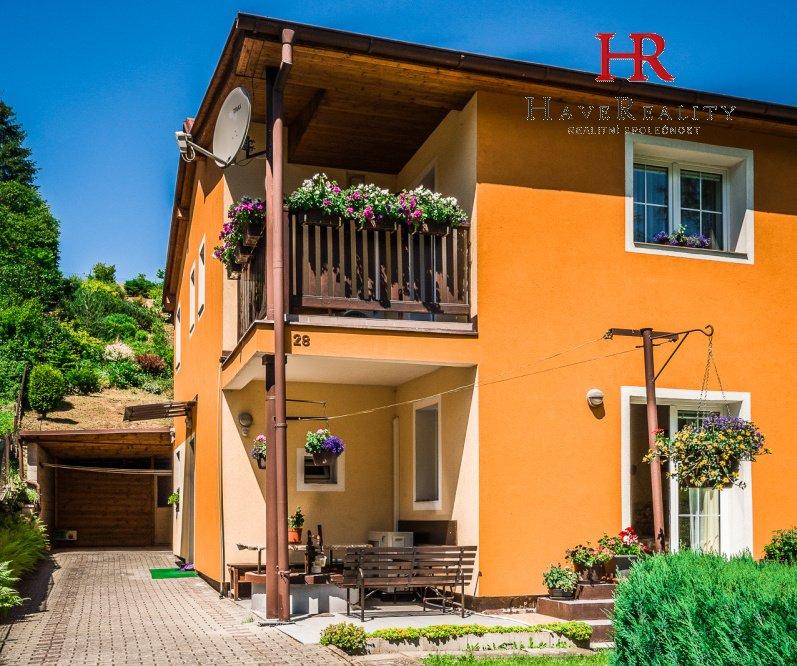 Prodej RD 3+1, s pozemkem 970 m2, Hvězdonice, okr. Benešov