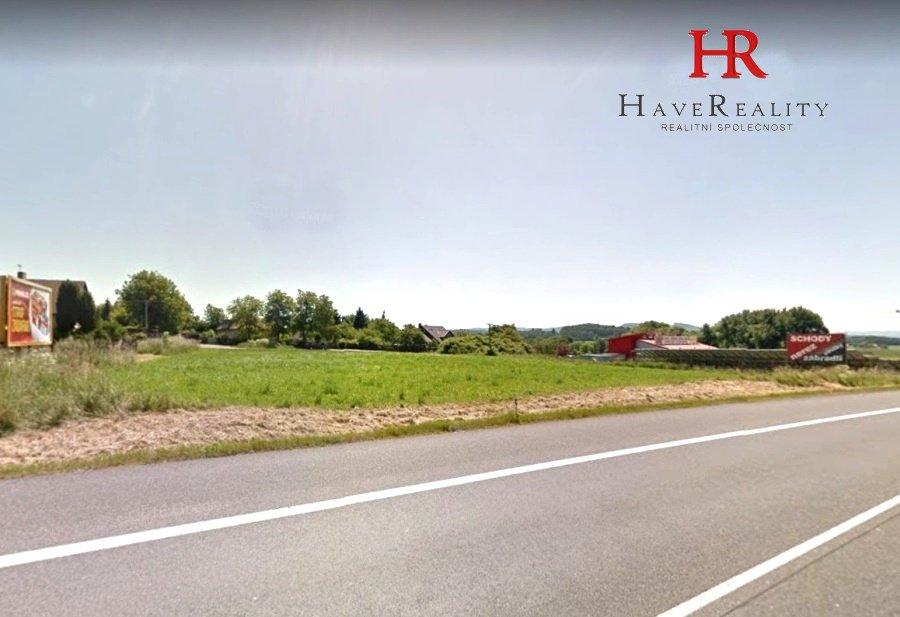 Prodej komerčního pozemku, 5.569 m2, Senohraby, okr. Praha -...