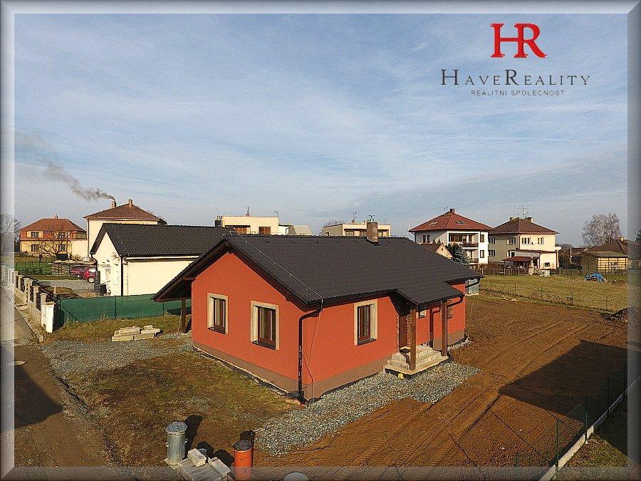 Prodej RD 3+kk, pozemek 826 m2, Vlašim - Bolina, Benešov
