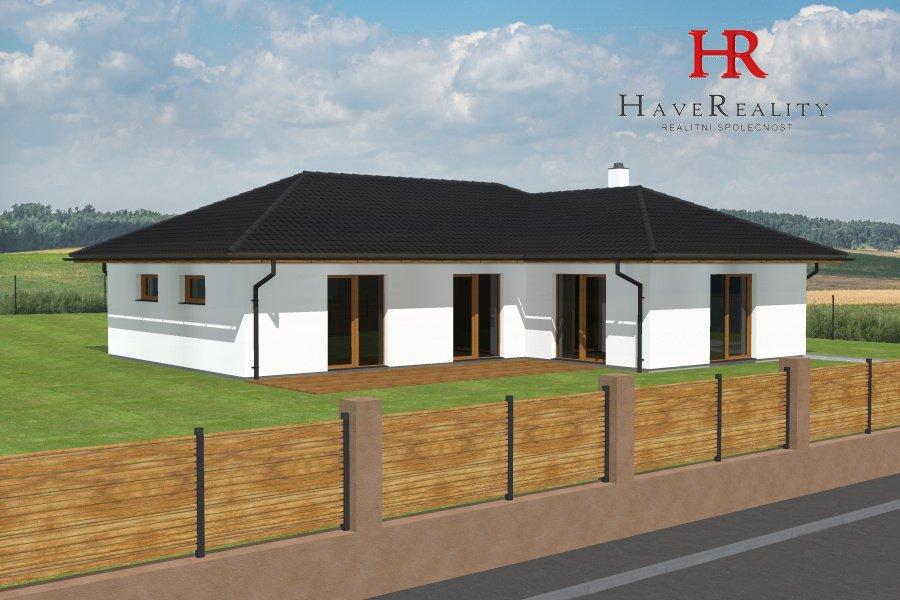 Prodej novostavby RD 4+kk/T 122 m2, pozemek 1.300 m2,...